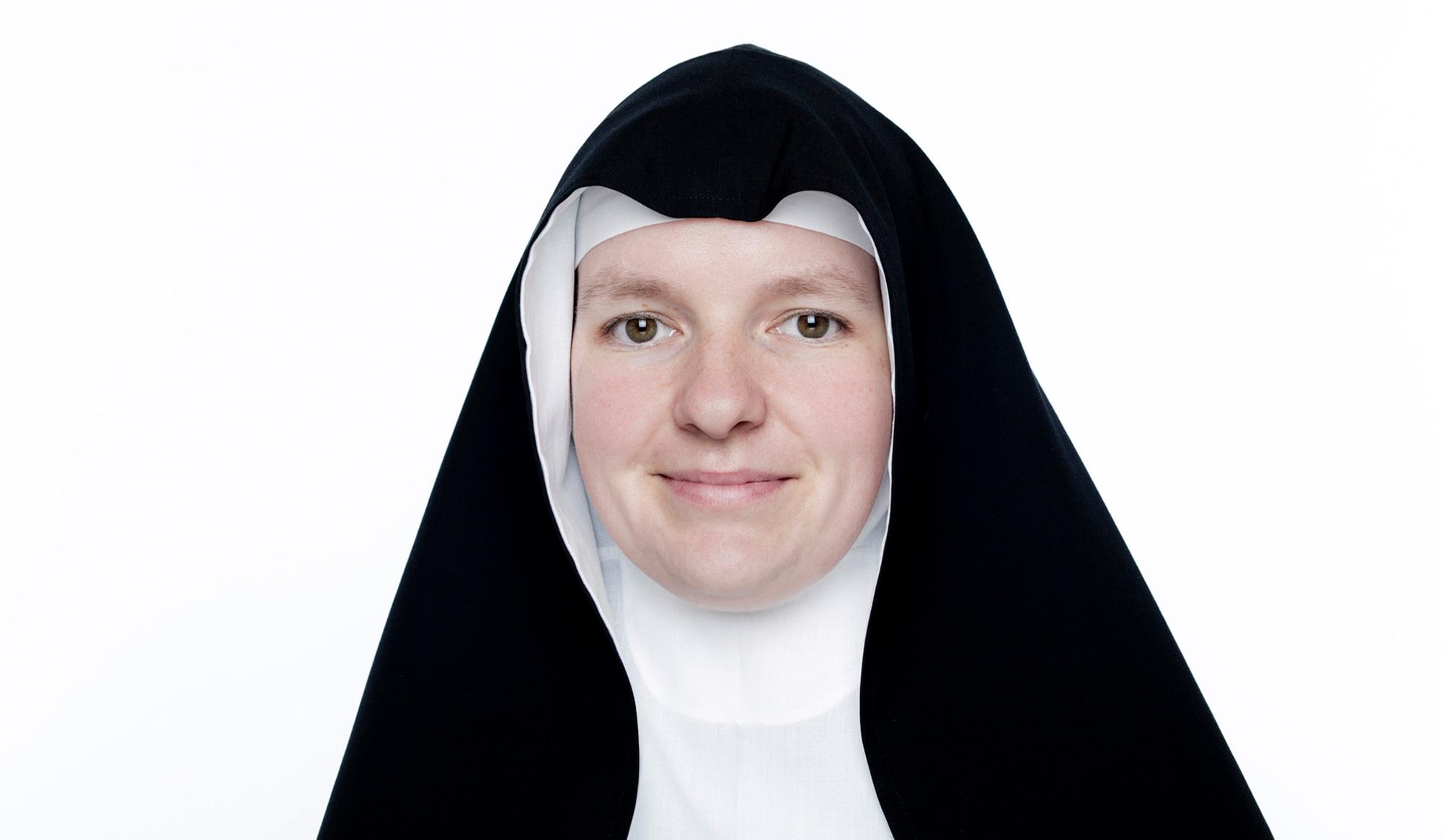 Schwester Regina Greefrath